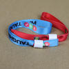 Woven festival wristbands 15mm wide image