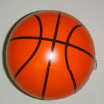 Beach balls 21cm / 8.7 inch with custom logo image