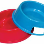 Pet bowl medium in your custom  color  (18 x 14 x 5.5cm) image