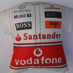 Pillow 38x35cm (shirt shape) image