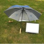 "Custom printed straight umbrella 23"" image"